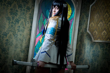 Kill La Kill - Real Satsuki Kiryuin by YurikoTiger