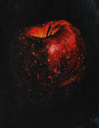 Another apple by Lusidus