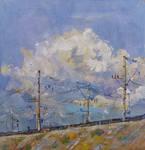 Oblako i stolbi