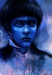 Bleu by Lusidus