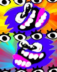 sonic does drug by blimpblimp