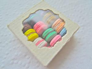 Assorted Macarons 3