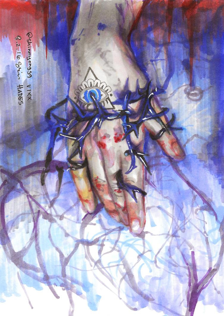 Hades - Fantasy by firefoxmaniac