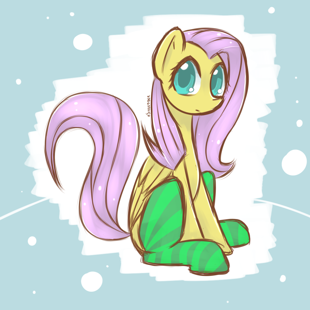 Fluttersocks by eShredder