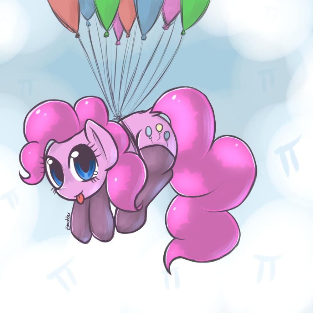 Flying Pie by eShredder