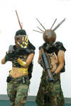 Lost Planet 2 cosplay
