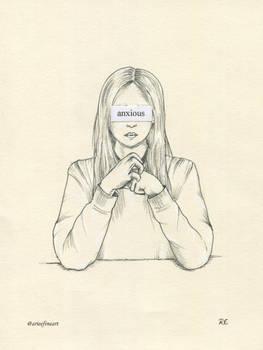 Emotional series - Anxious