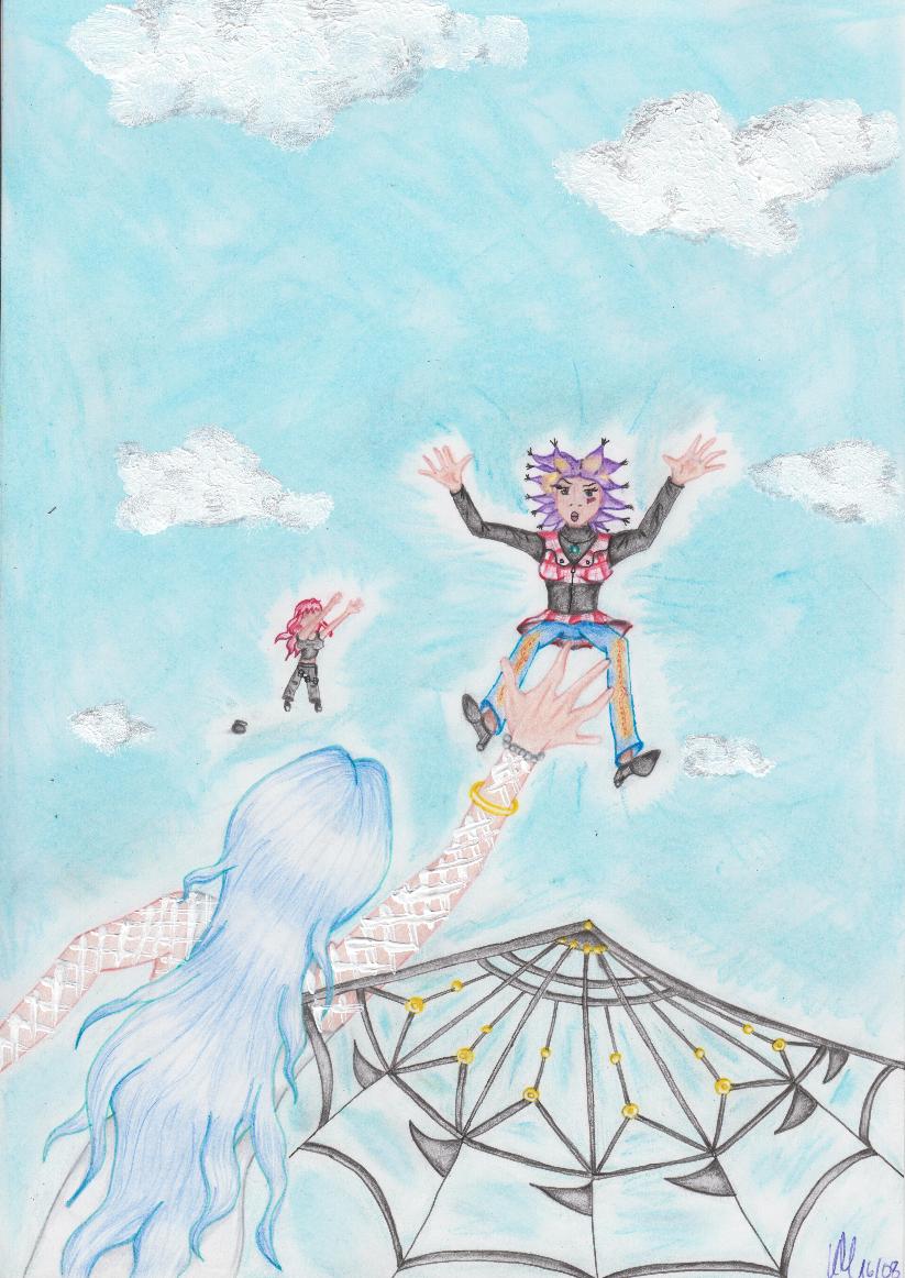 Falling by Hikatsuke