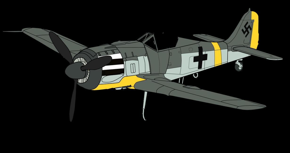 fw-190 a-5der-buchstabe-r on deviantart