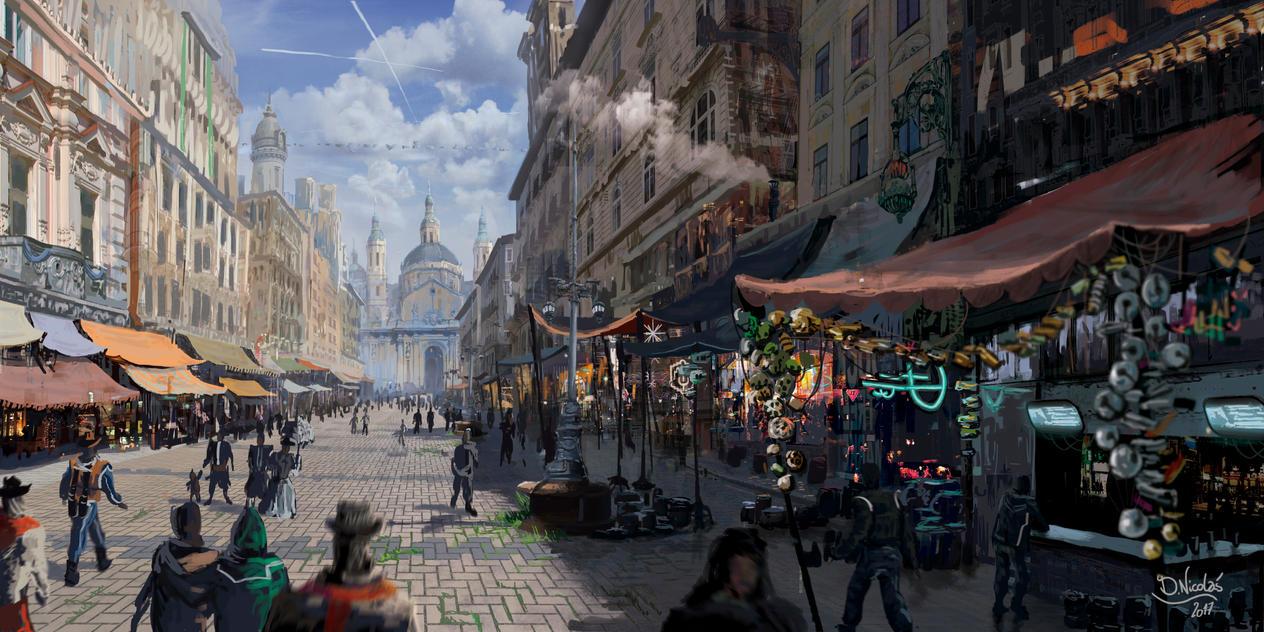 Landscape 3 by diegozgzdna