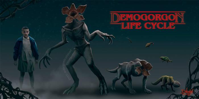 DEMOGORGON LIFECICLE