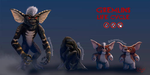 GREMLIN LIFECYCLE