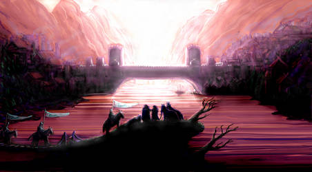 asoiaf - We Need His Bridge