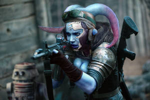 Star Wars - First Order Twi'lek