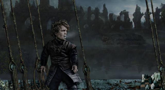 Tyrion and the Old Man of the Rhoyne