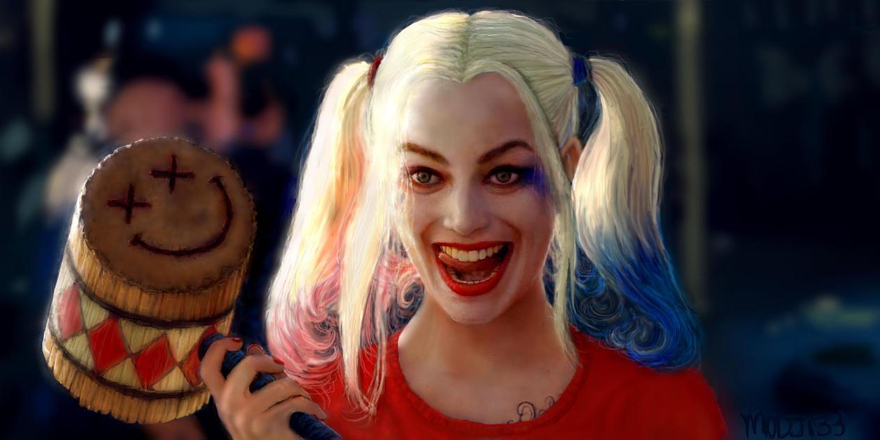 Harley Quinn by modji-33 on DeviantArt