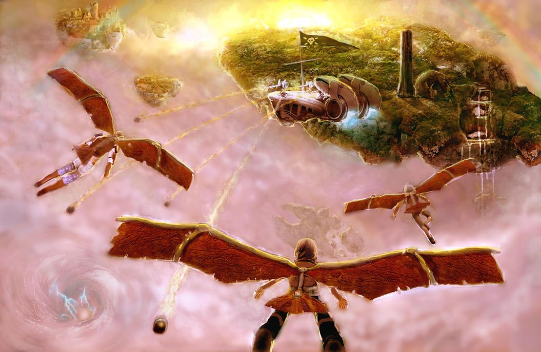 World's Adrift by modji-33