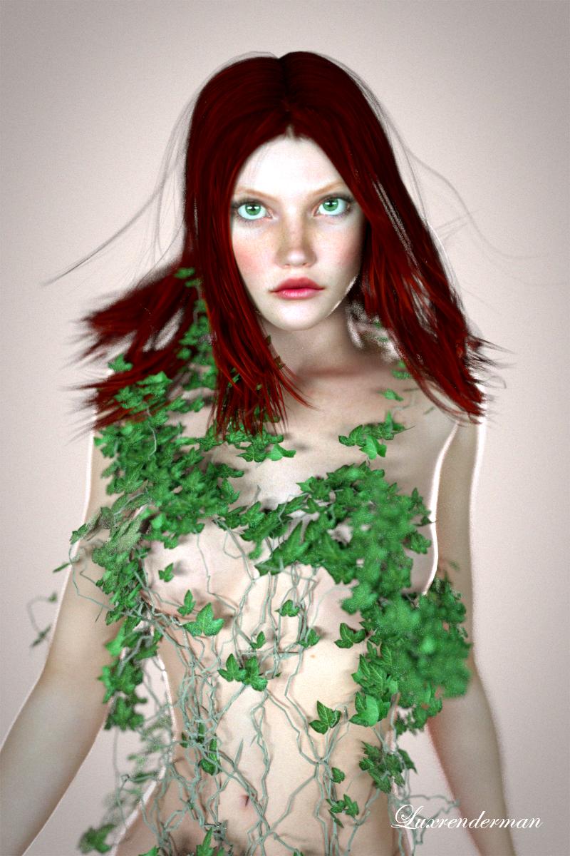 Bea Ivy Bound by luxrenderman