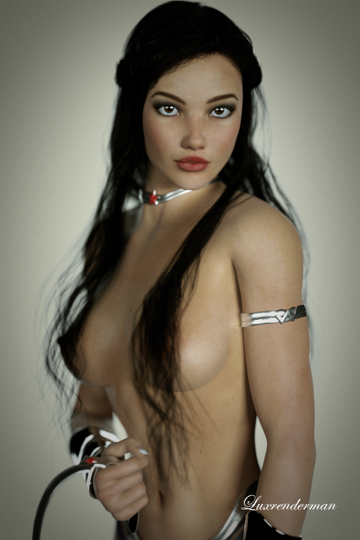Lux's Amazonian Dream by luxrenderman