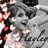 Hayley Williams Icon 4 by JeanHar