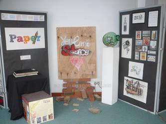 A-level Art Exhibition