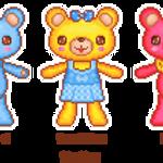 Hi bears by steffne