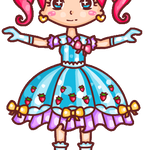 Colourful cutie by steffne