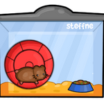 Hamster cage by steffne