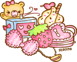 Pink lolita inspiration