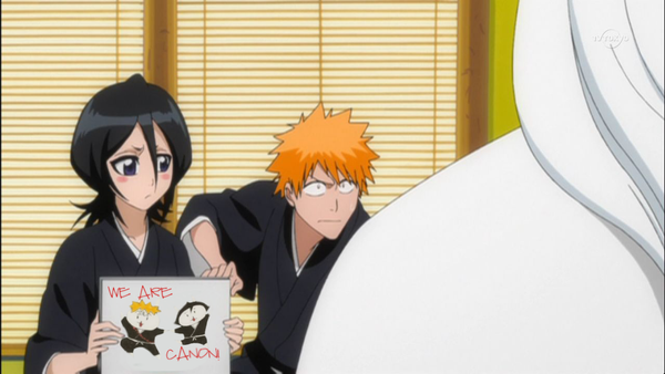 WE ARE CANON by Rukia-Bankai