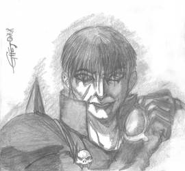 Necro-Fire Warrior