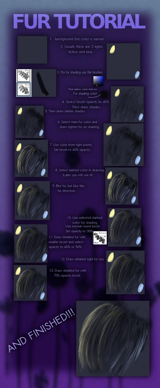 Fur tutorial by miokiller