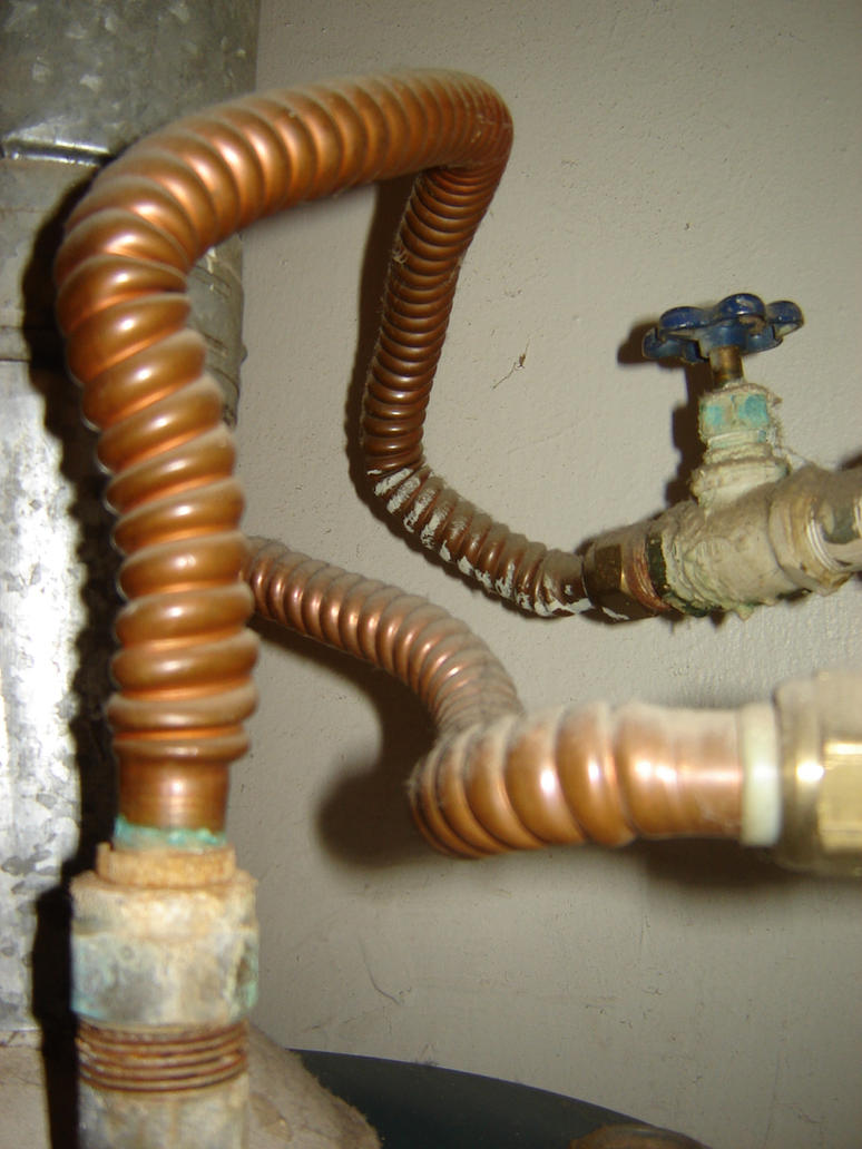 Copper Tubing By Sacreds Stock On Deviantart
