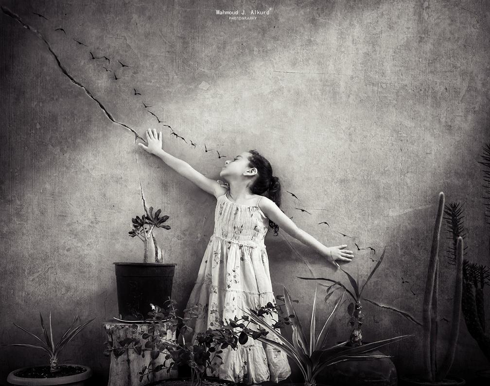 We breathe Freedom ! by MahmoudElkourd