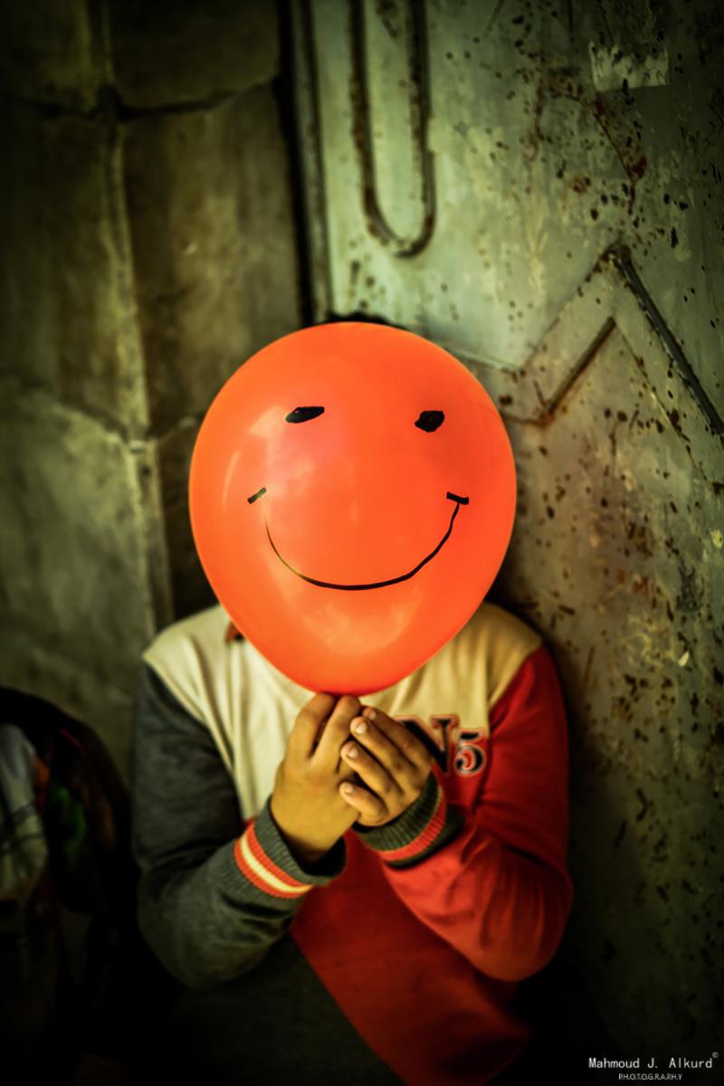 Smile by MahmoudElkourd