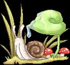 f2u snail by imintygemini