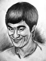Bruce Lee : Unbeaten Legend of Martial Arts by Keeranbikash
