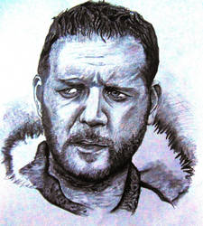 Russell Crowe (Gladiator)(UNFINISHED)