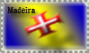 Stamp Madeira by Sidarta
