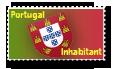 Portuguese Stamp by Sidarta