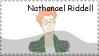 Nathanael stamp by Royal-Dragon