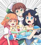 Cartel IV Jornadas Club Manga Igualada