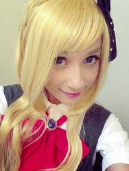 shsl selfie princess by marionetterose