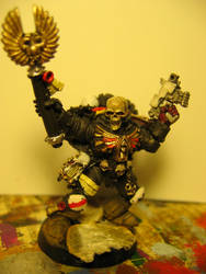 Chaplain Luther the Brave