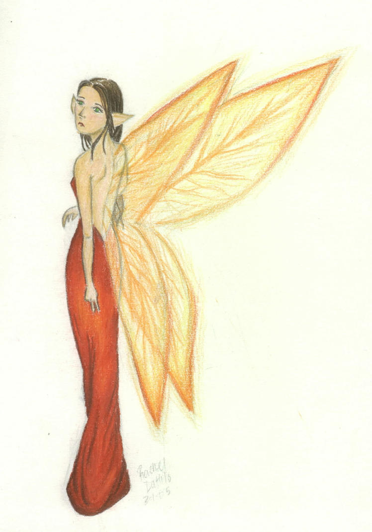 faerie? by racherann
