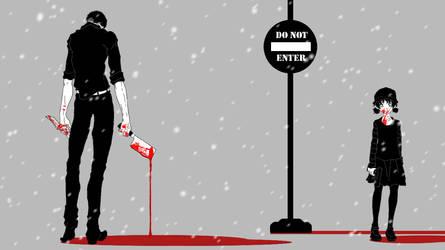 The Walking Dead game by Ekeen