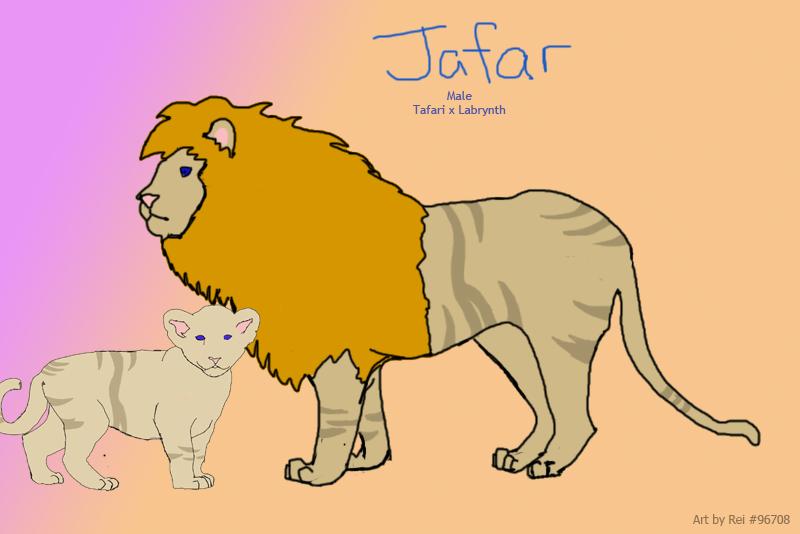 Jafar by XxReixX
