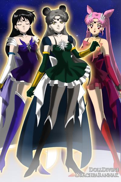 The Deadly Trio by xNeon-Rainbowx