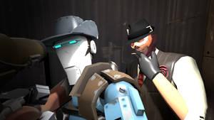 SFM-Master Trick Spy