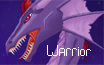 Support Warrior Stamp by lucidcoyote
